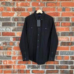 Five Four Kristoff Long Sleeve Black Shirt M